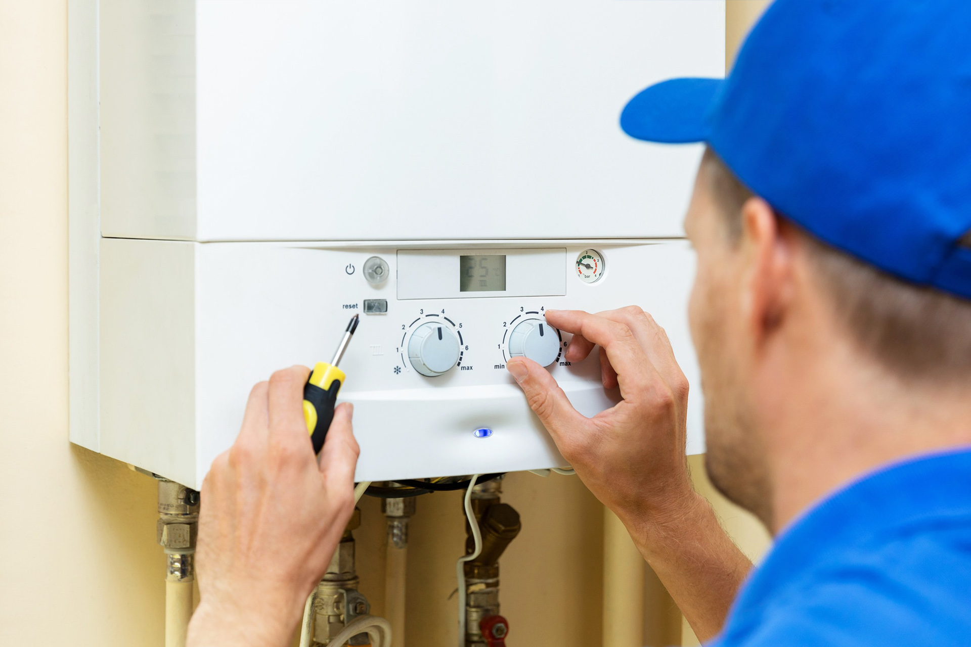 Baker Smith plumbing and heating services
