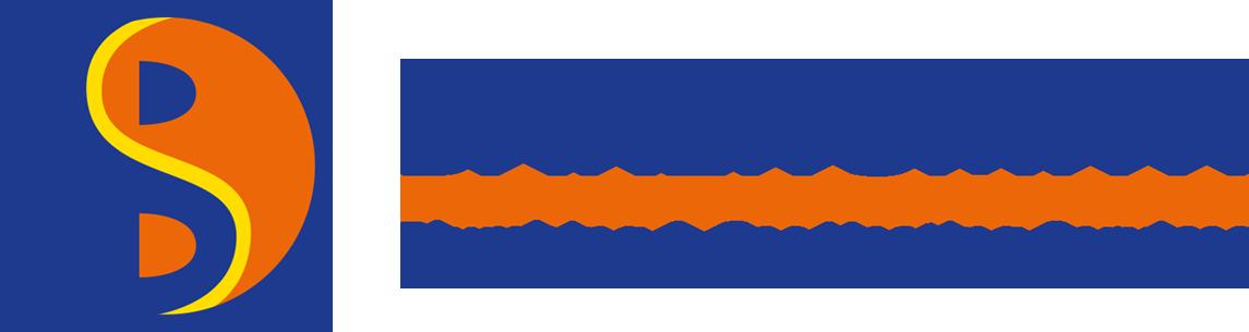 Baker Smith logo blue
