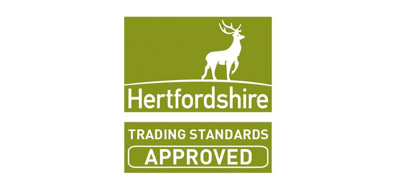 Hertfordshire trading standards approved
