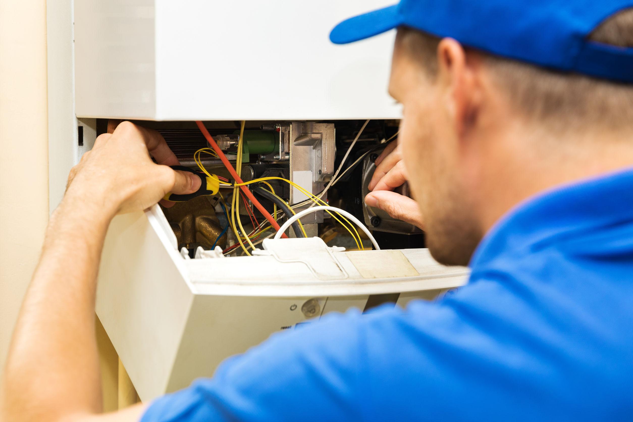 boiler servicing in st albans