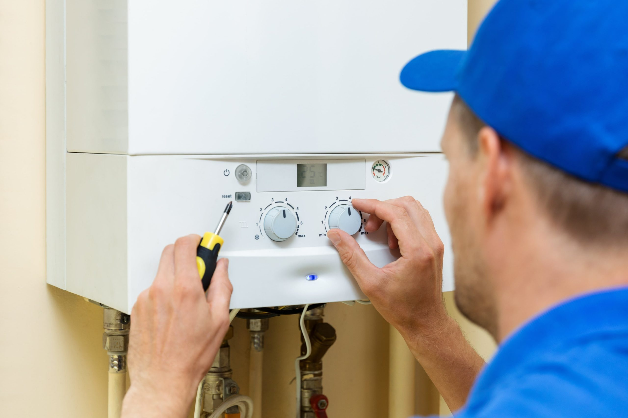 plumbers and gas heating services in st albans