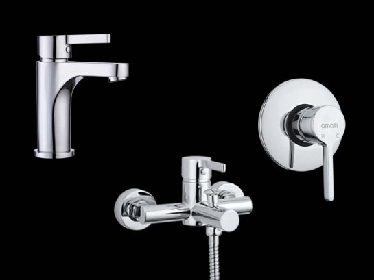 types and styles of taps