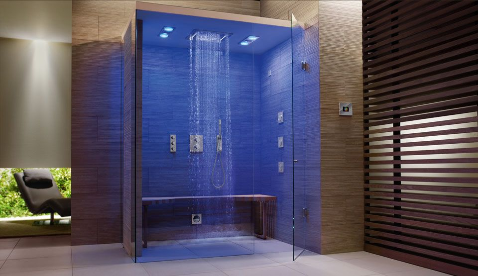 the best showers for small bathrooms