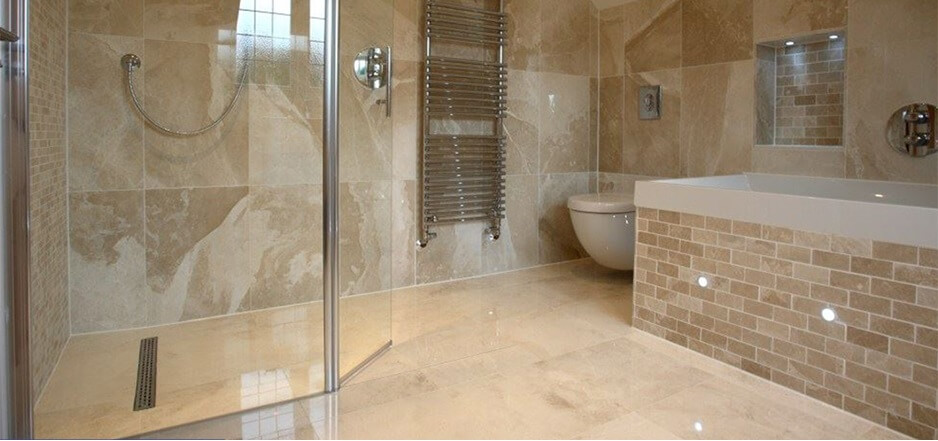 heating rail and wetroom installations