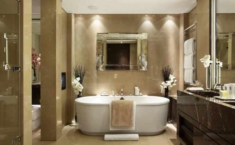 bathroom installations on a budget