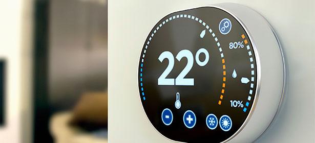 smart thermostat installations