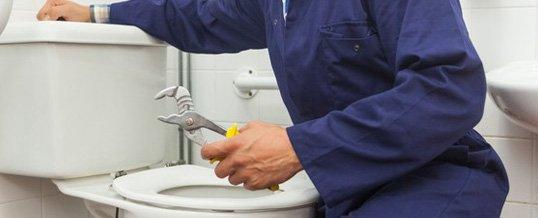 toilet repairs at baker smith plumbers
