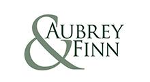 aubrey and finn logo
