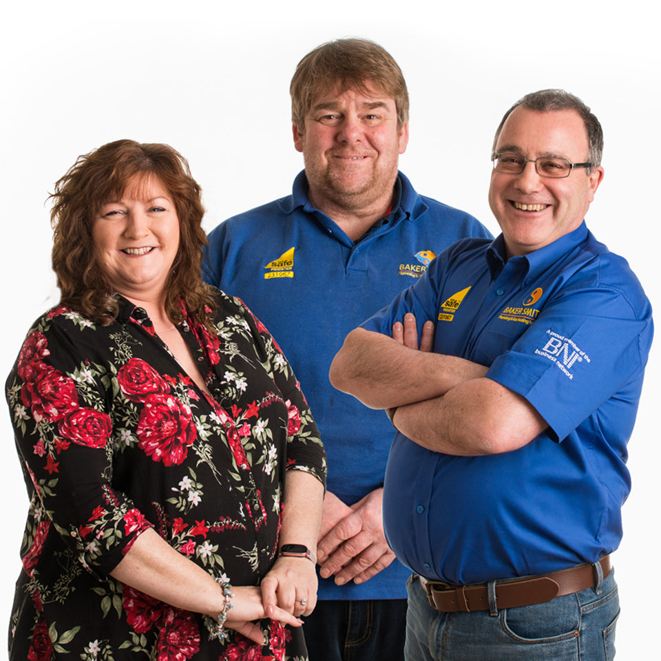 meet our expert plumbers and gas safe engineers